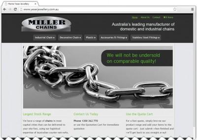 Miller Chains